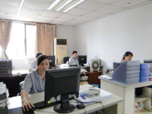 恩賽電子辦公區