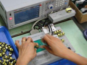 高頻變壓器品檢